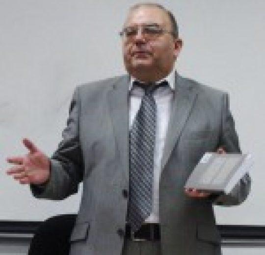 Prof. univ. dr. Gheorghe ONIŞORU
