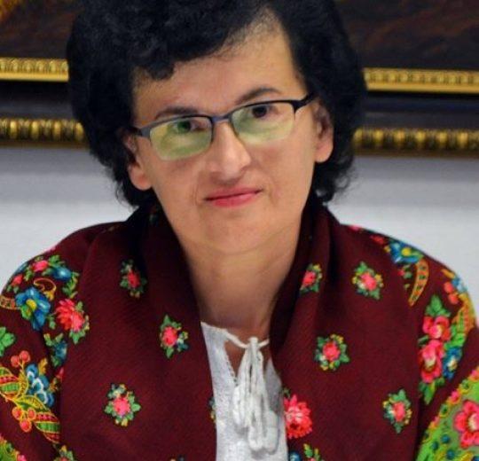 Lector univ. dr. Carmen-Marcela CIORNEI