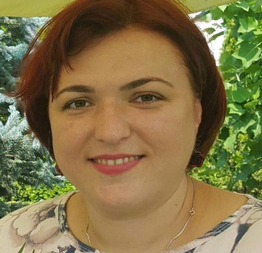 Lector univ. dr. Cristina-Viorica CORMOŞ
