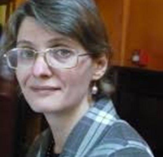 Lector univ. dr. Niadi Corina CERNICA