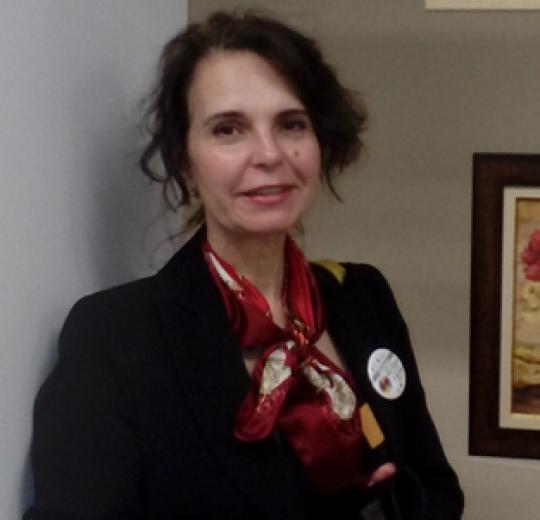 Lector univ. dr. Rodica-Maria IACOBESCU