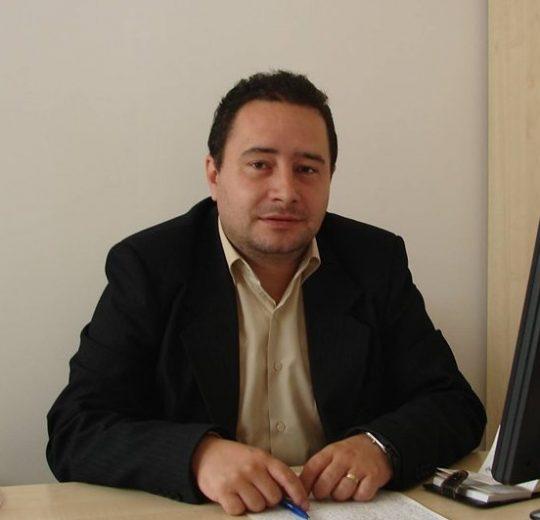Lector univ. dr. Vlad GAFIŢA