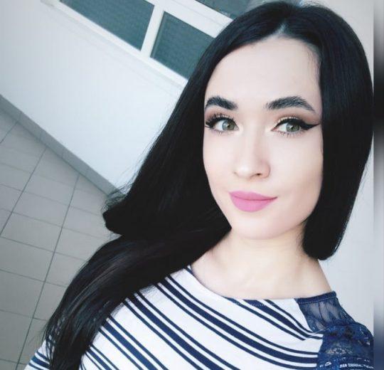 Studenta Erica BOVARI