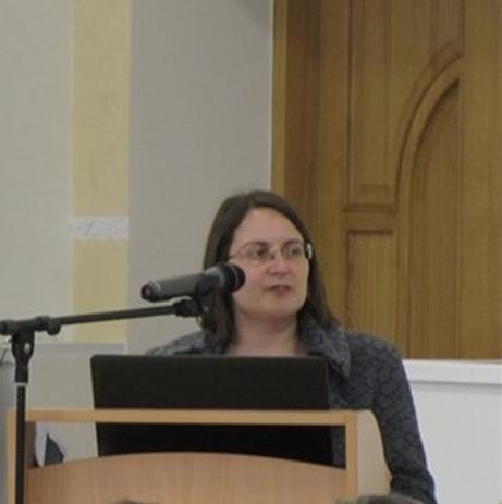 Lector univ. dr. Andreea Ioana COZIANU
