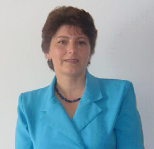 Lector univ. dr. Despina SAGHIN