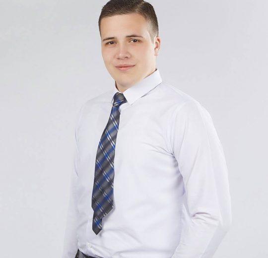 Student Mihail SCHITCO