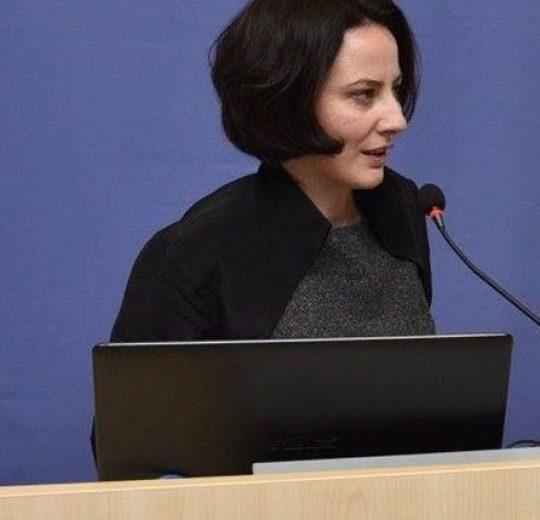 Lector univ. dr. Ecaterina Croitor